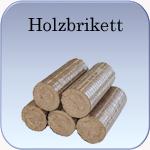 Brennstoff Holzbrikett