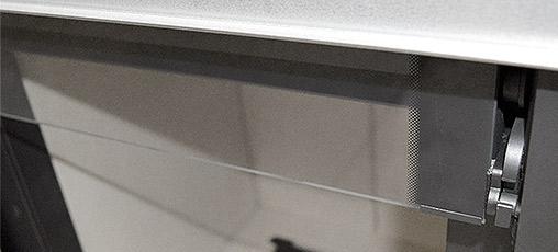 Schmid Frontausführung Kristall Plus hochschiebbar