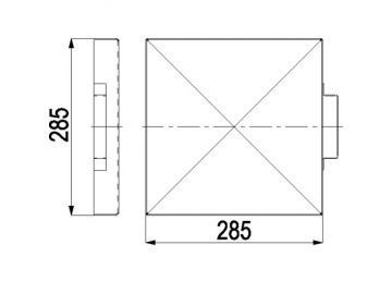 Aschekasten 285x285