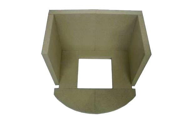 Vermiculitesatz Kago Kaminofen Koeln