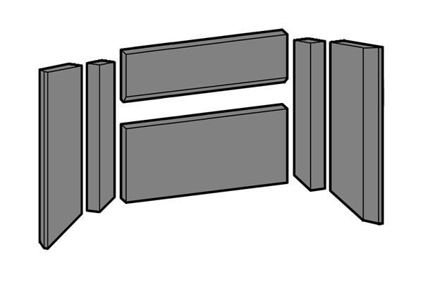 seitensatz haas und sohn kaminofen pyrus rubus ersatzteile. Black Bedroom Furniture Sets. Home Design Ideas
