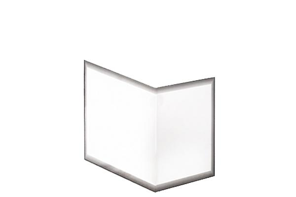 Kaminscheibe Ekko 55(34)51 Kristall