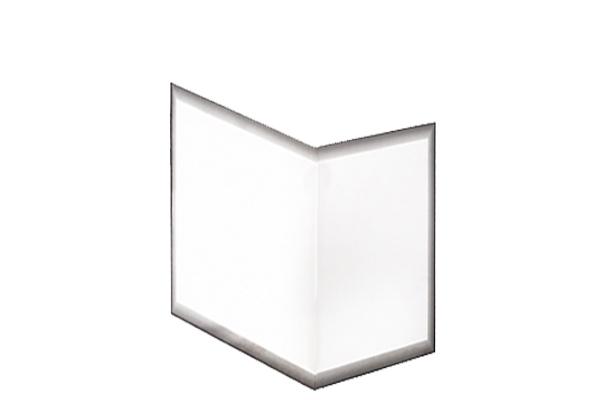 Kaminscheibe Ekko 55(34)57 Kristall