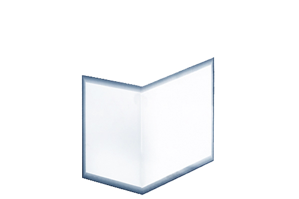 Kaminscheibe Ekko 67(45)51 Kristall einteilig