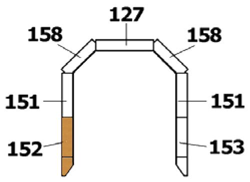 Schamott Seitenstein 152