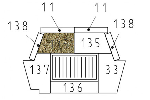 schamott bodenstein haas und sohn kaminofen. Black Bedroom Furniture Sets. Home Design Ideas