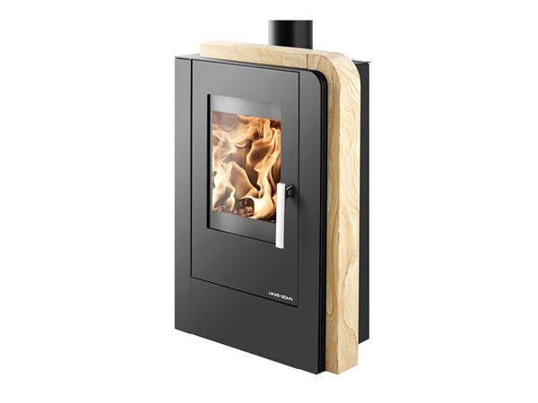 haas und sohn kaminofen aruba easy woodstone. Black Bedroom Furniture Sets. Home Design Ideas