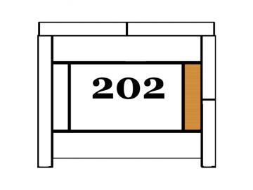 Schamott Bodenstein 202