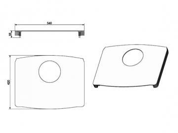 Deckplatte 305.15