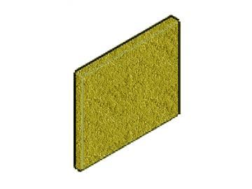Vermiculite Hinten oben