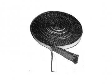 Kaminscheibendichtung selbstklebend 10x2 mm
