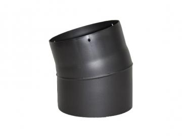 RR-Bogen 15 Grad Senoterm® schwarz ohne ROE