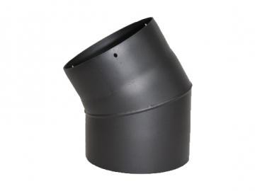 RR-Bogen 30 Grad Senoterm® schwarz ohne ROE