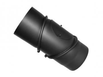 RR-Bogen drehbar Senoterm® schwarz mit ROE