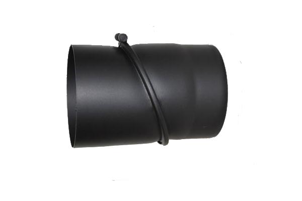 RR-Bogen drehbar Senoterm® schwarz ohne ROE