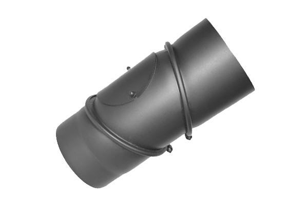 RR-Bogen drehbar Senoterm® gussgrau mit ROE