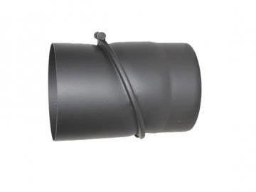 RR-Bogen drehbar Senoterm® gussgrau ohne ROE