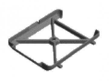 Rostlager Olsberg Heizeinsatz Format 6