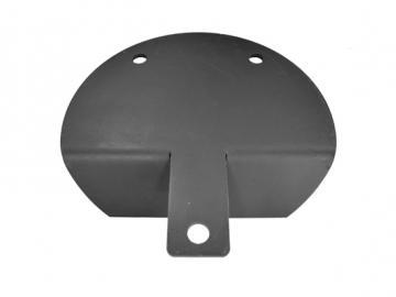 Prallplatte Stahl rund GT