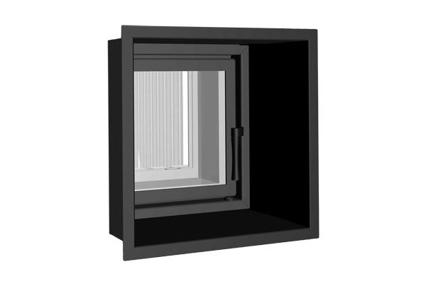 Außenbefeuerung Steel