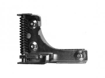 Backrohrscharnier rechts HSD60/75