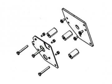 Motorplatte HSP7