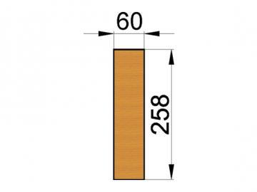 Schamott Bodenstein 136