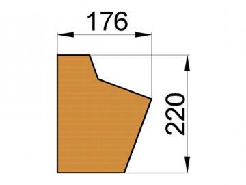 Schamott Bodenstein 131