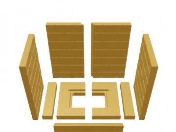 Schmid Vermiculitesatz Lina 5551 MWO