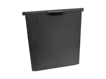 Schutzplatte hinten Esch Heizeinsatz Tepor 6TD