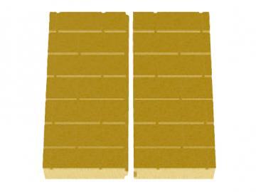 Schmid Kamineinsatz Lina 5557 Rückwand Vermiculite
