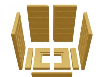 Schmid Vermiculitesatz Lina 5557 MWO