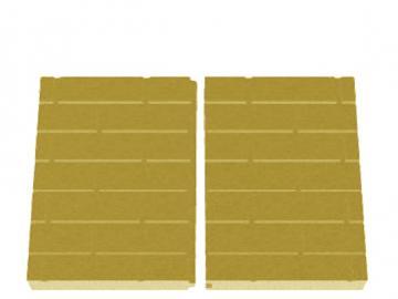 Schmid Kamineinsatz Lina 8745 Rückwand Vermiculite
