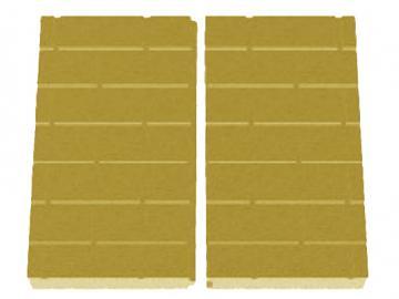 Schmid Kamineinsatz Lina 8757 Rückwand Vermiculite