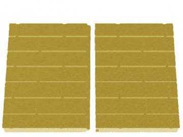 Schmid Kamineinsatz Lina 10051 Rückwand Vermiculite