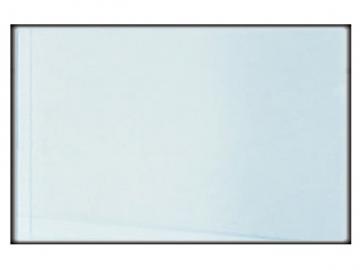 Kaminscheibe Ekko 67(45)45 Kristall zweiteilig Frontscheibe