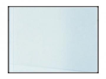 Kaminscheibe Ekko 67(45)51 Kristall zweiteilig Frontscheibe