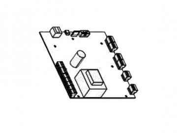 Zentraleinheit Steuerung HSP 2/6/8 mit WLAN hinten