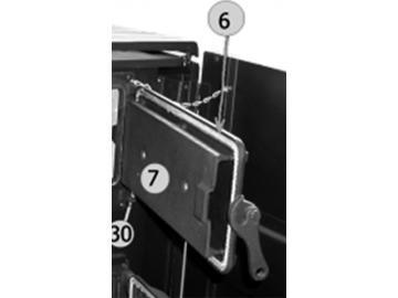 Fülltürschutzplatte Alkor.12