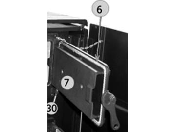 Fülltürschutzplatte Alkor.10