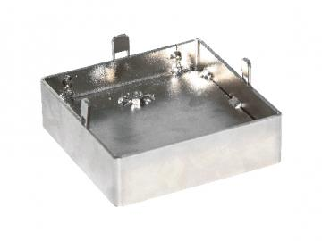 Designsockel HSP6 Premium Nickel