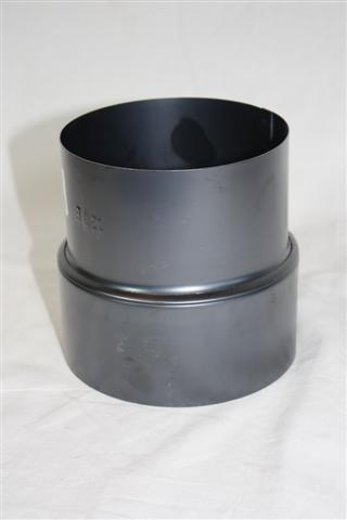 Übergangsstück Reduzierung 100 auf 110 mm