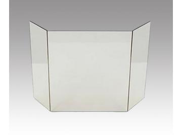 Kaminscheibe prismatisch Kaminofen Grado 6kw