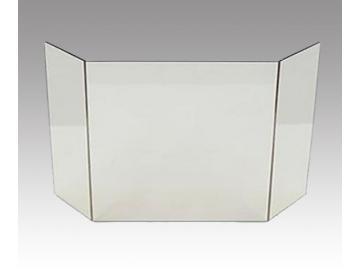 Kaminscheibe prismatisch Kaminofen Grado 8kw