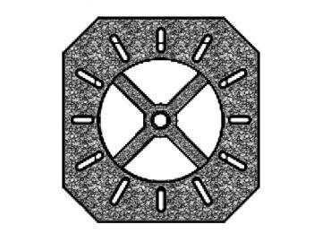 Rostlager 360x344
