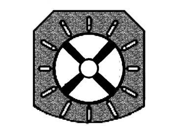 Rostlager 172.17